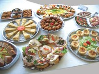 Finger buffets finger buffet finger food finger menu finger buffets menu 15 durham catering forumfinder Images