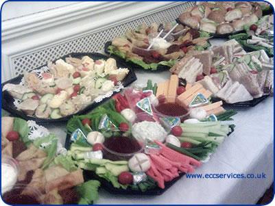 Combination Wedding Menus Hog Roast And Food Platters In